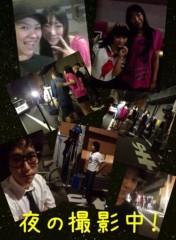 AYUMO 公式ブログ/夜の撮影 画像1