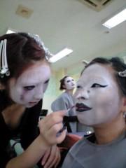 AYUMO 公式ブログ/撮影make up講習 画像3