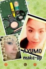 AYUMO 公式ブログ/開運メイクアップでリラックスU+2049 画像1