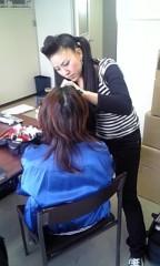 AYUMO 公式ブログ/Ayumo化粧塾開始 画像1