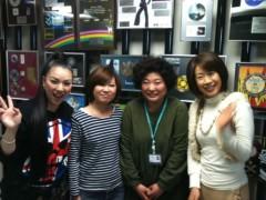 AYUMO 公式ブログ/関西テレビ生放送後� 画像1