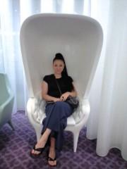 AYUMO 公式ブログ/お座り 画像2