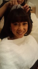 AYUMO 公式ブログ/結婚式に! 画像1