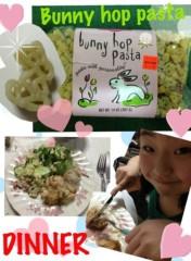AYUMO 公式ブログ/Bunnyのパスタにご機嫌さん 画像1
