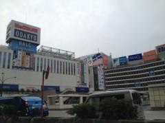 AYUMO 公式ブログ/ロケバス待ち合わせ 画像1
