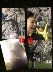 AYUMO 公式ブログ/夜桜ランナー 画像1