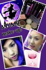 """AYUMO 公式ブログ/開運メイクアップ 満月""""Blue Moon""""パワーをご一緒に! 画像1"""