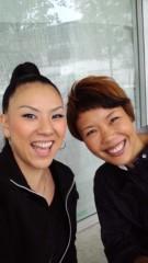 AYUMO 公式ブログ/豊洲ららぽーと撮影中 画像1