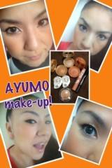 AYUMO 公式ブログ/開運メイクアップ 画像1