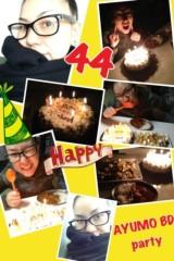 AYUMO 公式ブログ/誕生日会 画像1