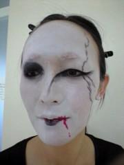 AYUMO 公式ブログ/撮影make up講習 画像2