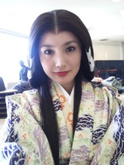 東里 公式ブログ/細川ガラシャ 画像1