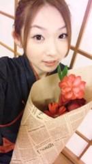 飯島渚 公式ブログ/☆花束☆ 画像1