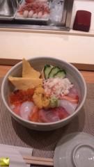 飯島渚 公式ブログ/☆北海丼☆ 画像1
