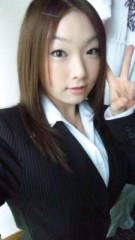 飯島渚 公式ブログ/☆久々のスーツ☆ 画像1