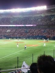黒津勇介 公式ブログ/野球観戦!!!!!! 画像2