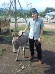 上村龍之介 公式ブログ/ミルク牧場(動物編) 画像2