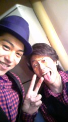 上村龍之介 公式ブログ/初日 画像1