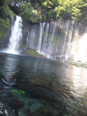 上村龍之介 公式ブログ/白糸の滝 画像1