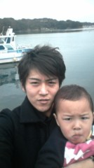 上村龍之介 公式ブログ/海 画像3