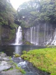 上村龍之介 公式ブログ/白糸の滝 画像3
