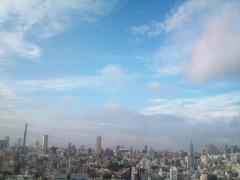 宙SORA 公式ブログ/東京の空 画像1