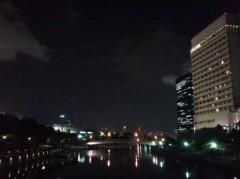 宙SORA 公式ブログ/きれいな帰り道。 画像1