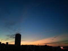 宙SORA 公式ブログ/夕焼け 画像1