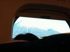 宙SORA 公式ブログ/「今日の富士山」。 画像1