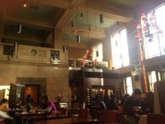 宙SORA 公式ブログ/【金運の上がりそうなcafe】 画像1