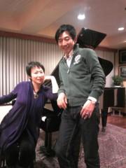 石田純一 公式ブログ/魅惑のピアニスト! 画像1