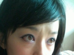 今村美乃 公式ブログ/目 画像1