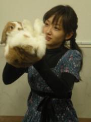 今村美乃 公式ブログ/うさぎとねこ 画像2