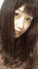 今村美乃 公式ブログ/黒髪 画像1