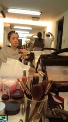 今村美乃 公式ブログ/撮影中ー 画像3