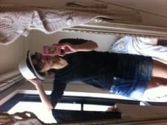 今村美乃 公式ブログ/白い帽子 画像1