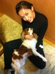 今村美乃 公式ブログ/犬と私 画像2