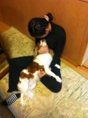 今村美乃 公式ブログ/犬と私 画像3