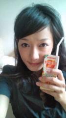 今村美乃 公式ブログ/野菜ジュース 画像1