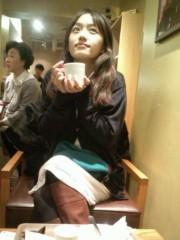 今村美乃 公式ブログ/中庭にリング 画像1