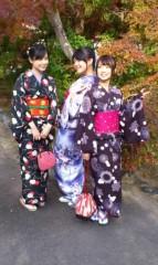 大久保瑠美 公式ブログ/京都っはやっぱりおたべが最高だね 画像2