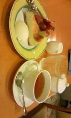 大久保瑠美 公式ブログ/やっぱりケーキはベイクドチーズケーキが好き 画像1