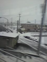 戸田彬弘 公式ブログ/雪積もってるがな!? 画像2