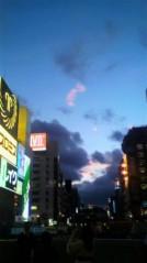 戸田彬弘 公式ブログ/空が綺麗 画像1