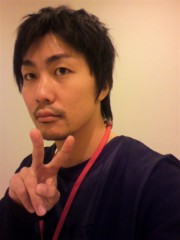 戸田彬弘 公式ブログ/髭 画像1