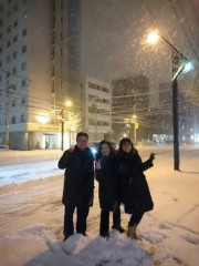 し〜ちゃん 公式ブログ/雪〜♪ 画像1
