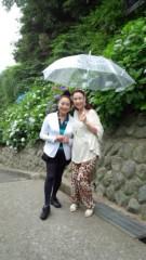 し〜ちゃん 公式ブログ/�昨日の、辺見マリさんとのロケは〜♪ 画像3