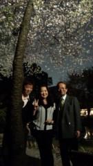 し〜ちゃん 公式ブログ/夜桜〜♪ 画像1