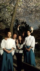 し〜ちゃん 公式ブログ/夜桜〜♪ 画像2