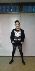 し〜ちゃん 公式ブログ/本日のトレーニング体操のファッションは〜♪ 画像2